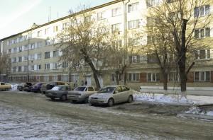 вид общежития